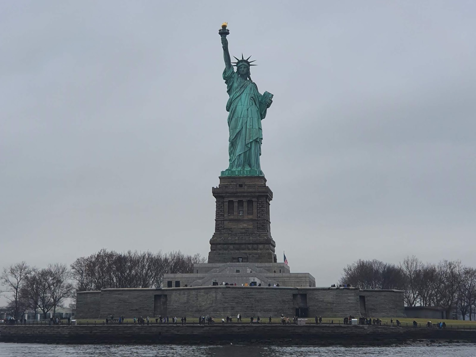 NYC: Ellis Island and the Statue of Liberty