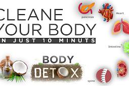 शरीर में जमी गन्दगी बाहर निकालें | (How to detox body in 10 minutes in hindi)