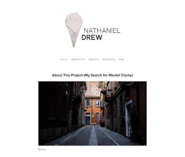 Nathaniel Drew dalam Blog Terbaik versi sactiest