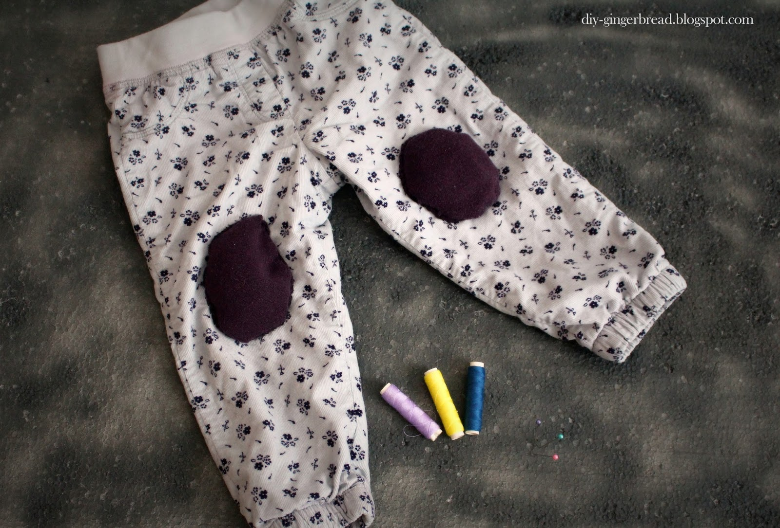How To Sew Crawling Pants With Cushy Baby Knee Pads