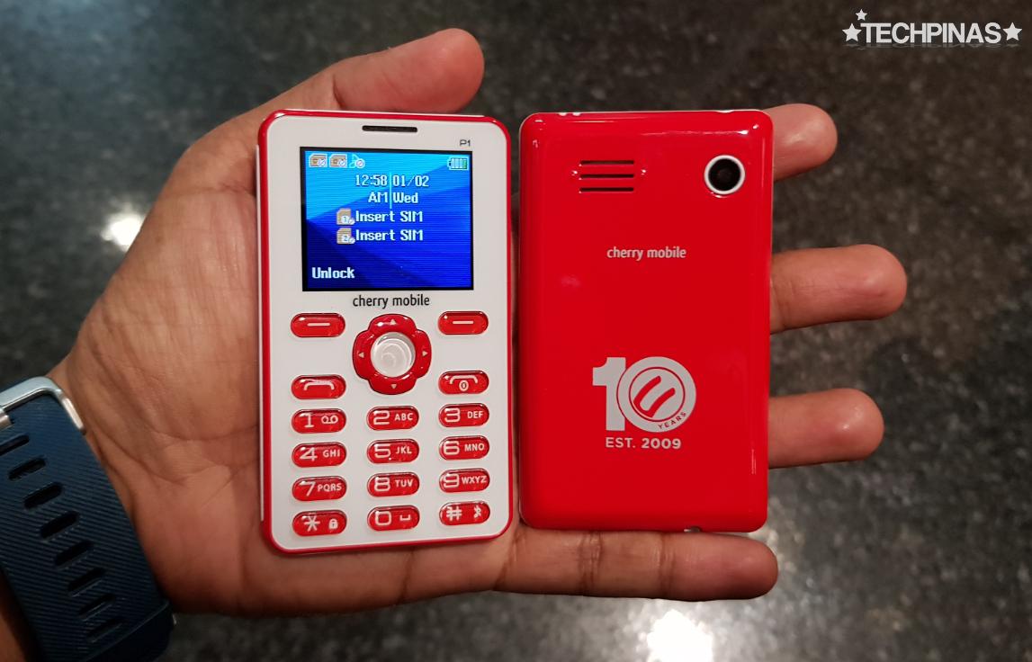 Cherry Mobile P1i