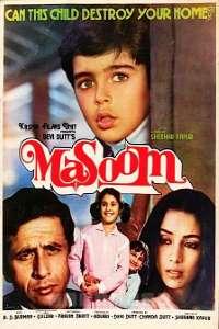 Download Masoom (1983) Hindi Movie 720p WEB-DL 1GB