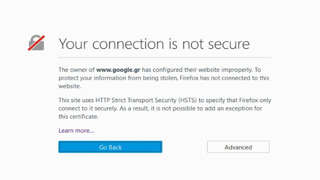 Cara Mengatasi Your Connection is Not Secure Paling Ampuh