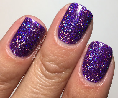 Paint Box Polish: Westerosi Collection  - The Purple Wedding
