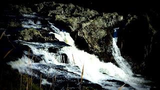 Cachoeira da Usina, em Bom Jesus
