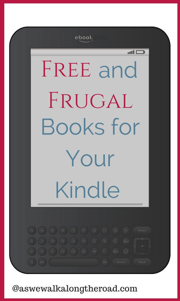 Free and Frugal Christmas Books for Kindle #Christmas