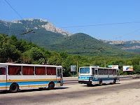 Транспорт Крыма - Автобусы в Крыму
