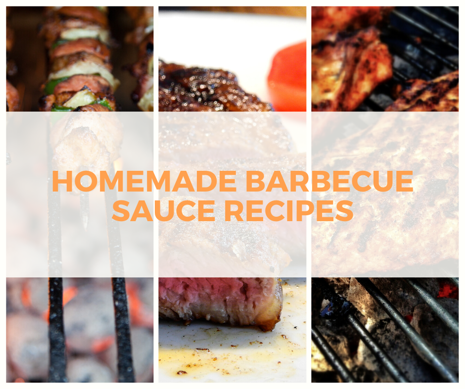 Homemade BBQ Sauce Recipes for Your Next Cookout