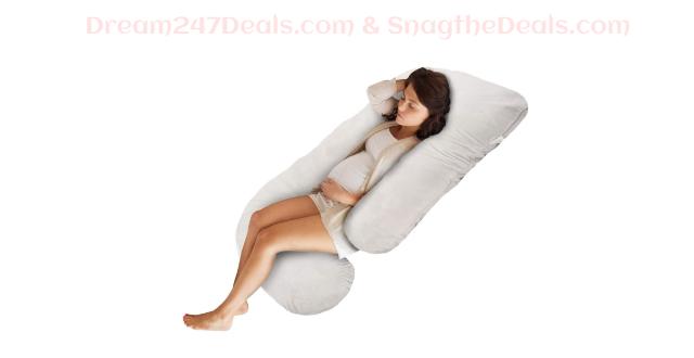 KINGSO Pregnancy Pillow 30.01% OFF