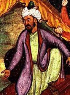 বাবর - Babor 1st moghol sultan