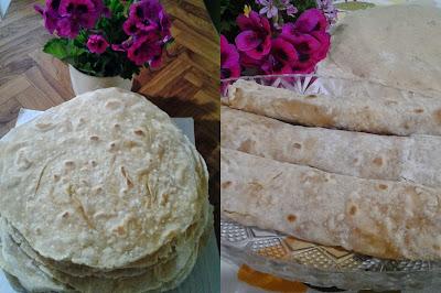 bayat ekmekle ne yapılır