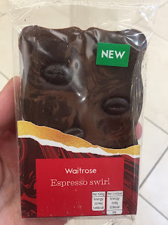 Waitrose Espresso Swirl Chocolate