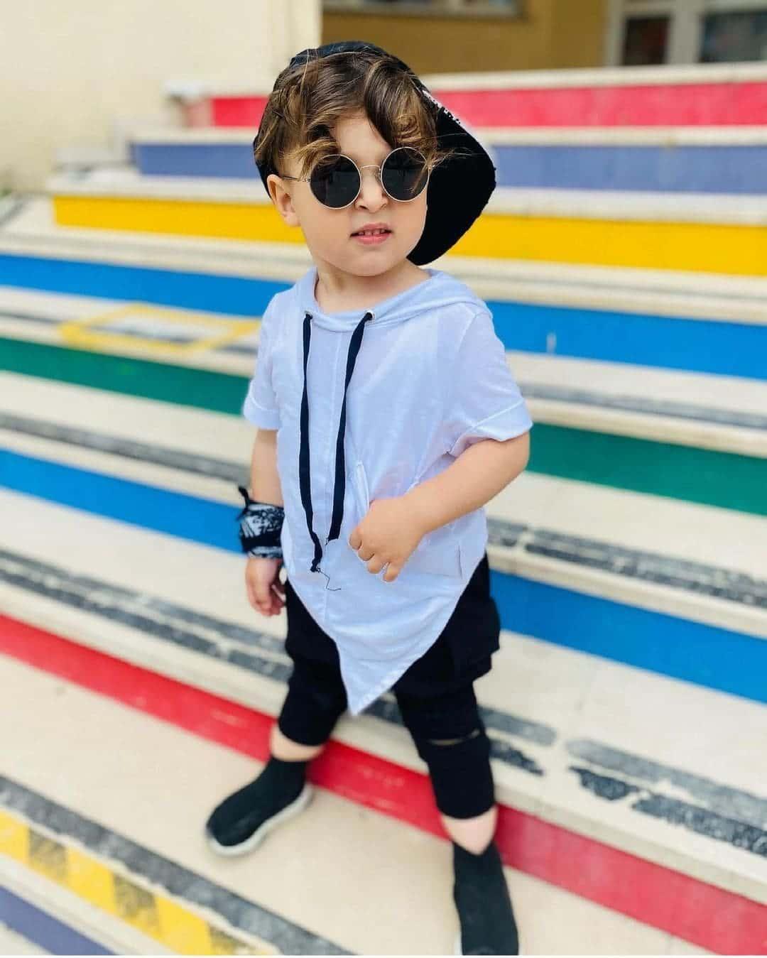 Stylish Baby Boy DP