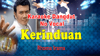 karaoke-kerinduan-no-vocal