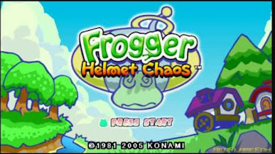 Frogger Helmet Chaos PSP ISO Download for Android