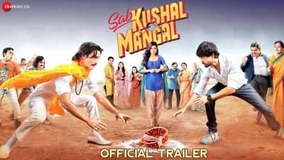 Sab Kushal Mangal 2020 Hindi Movies 480p