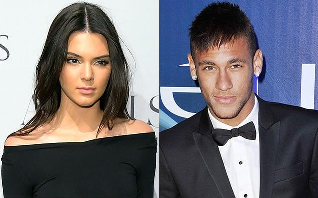 Neymar and Kendall Jenner