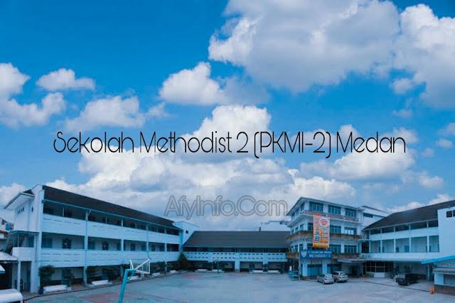Gambar Sekolah Methodist 2 (PKMI-2) Medan