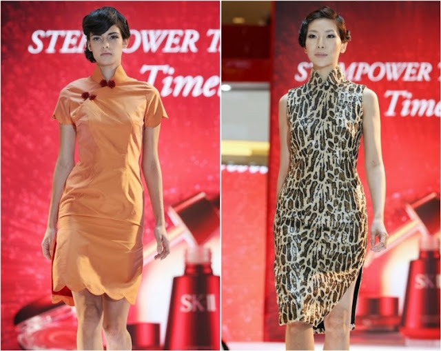 A Timeless Cheongsam, Khoon Hooi, SK-II, Cheongsam, fashion, beauty, mid valley center court, contest winner, cheongsam model