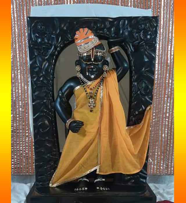 shrinathji ke aaj 19 may 2021 ke darshan