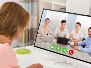 Daftar Aplikasi Untuk Video Konferensi Video Call Meeting