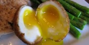 Berhati-hati Mengonsumsi Telur 1/2 Masak