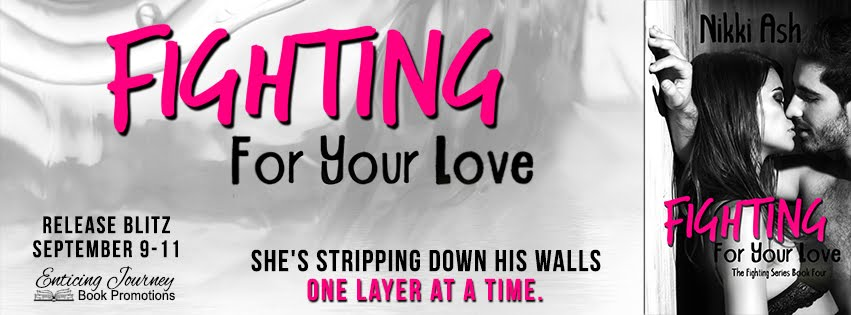 Fighting For Your Love Release Blitz