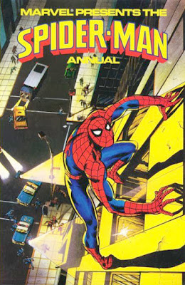 Spider-Man Annual 1980, Marvel UK