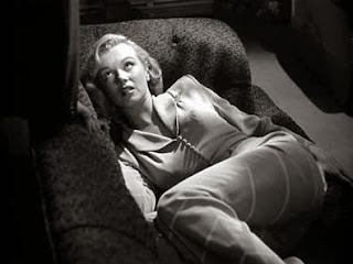 Marilyn Monroe in The Asphalt Jungle 1950