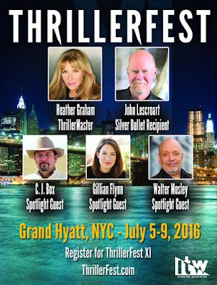 ThrillerFest 2016