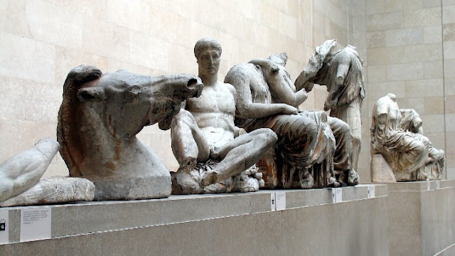 "Sunday Times : ""The Acropolis Museum is perfectly capable of housing the original Parthenon Sculptures"""