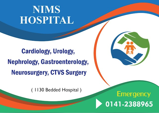 Top Hospitals in Jaipur - Nims Hospital