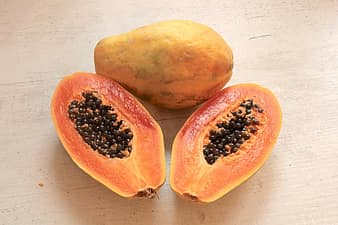 fruit peels, papaya peels on face
