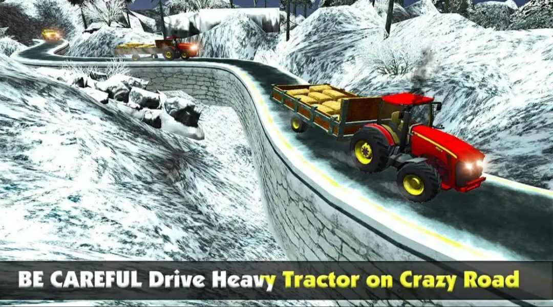 Tractor Simulator Games