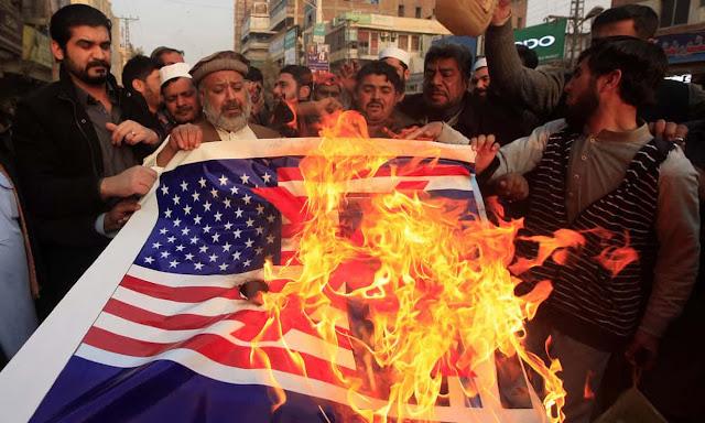Pakistan refuse to US, donald trump news, pakistan news, US, Afghan Taliban, Taliban, fools, Khawaja Asif,