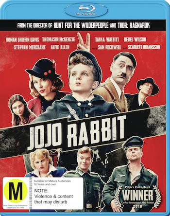 Jojo Rabbit 2019 480p 350MB