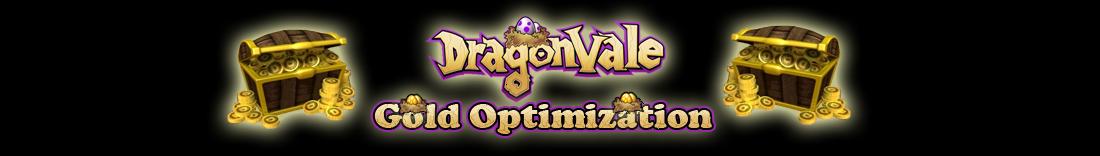 DragonVale Gold Optimization: Gold Optimization Spreadsheet 4 5