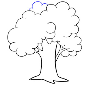 كيفية رسم شجرة العائلة ، رسومات سهلة للمبتدئين تعليم رسم شجرة