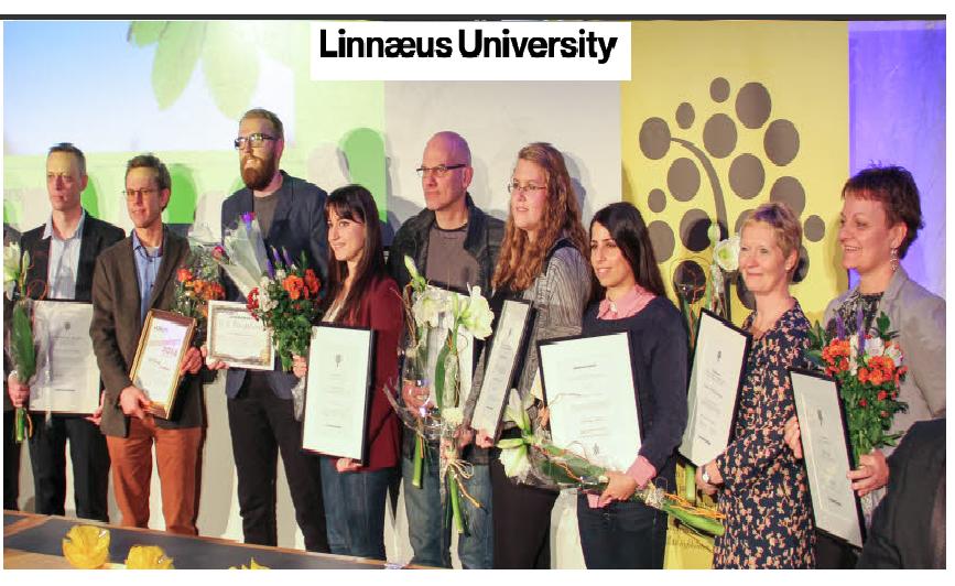 Linnaeus University Scholarships 2021