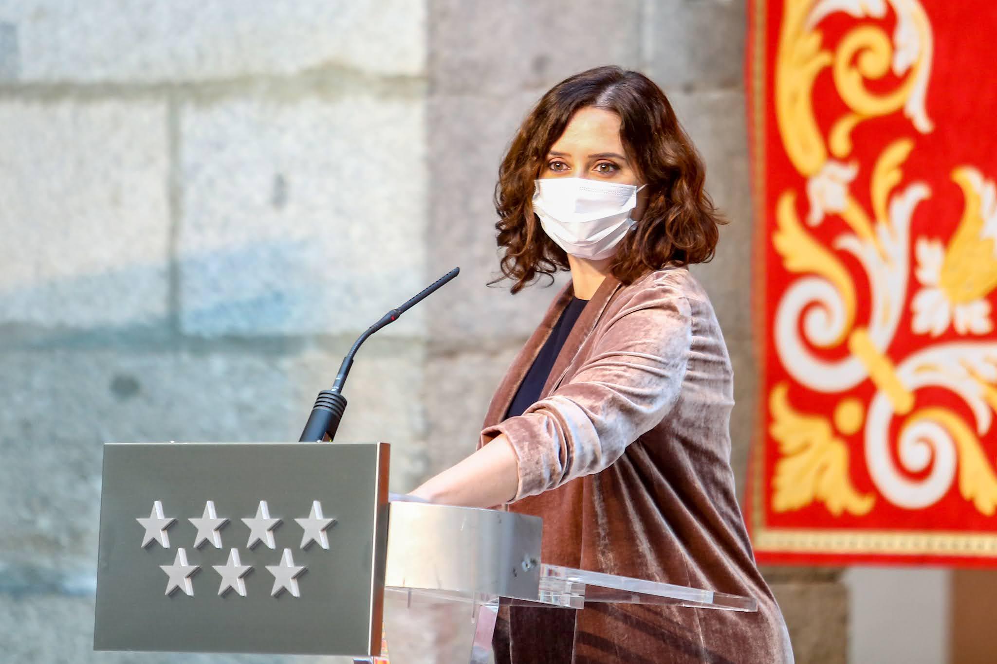 El anuncio de las elecciones anticipadas en Madrid provocan un terremoto político en España