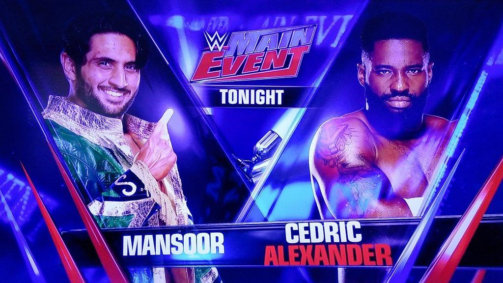 Cobertura: WWE Main Event (20/05/2021) – Herdeiro!