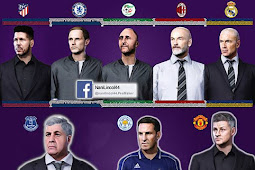 Managers Facepack Vol 2.3 - PES 2021