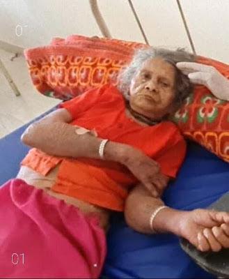 90 वर्षीय वृद्ध श्रीमती सुख रनिया ने सजगता एवं साहस से दी कोरोना को मात