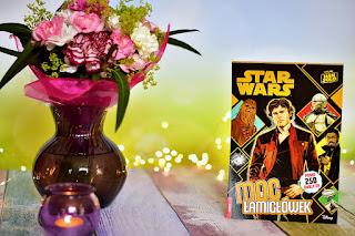 """""""Han Solo: Gwiezdne wojny - historie. Moc łamigłówek"""" książki dla dzieci #23"""