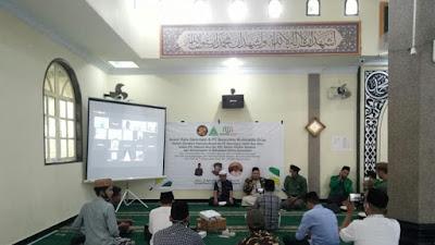 NUlondalo Multimedia Grup dan GP Ansor Kota  Gorontalo Gelar Tahlil dan Doa untuk Muasis NU