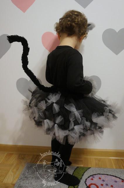 kostium kota