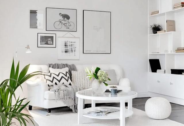 8 Tips Dekorasi Ruang Tamu Kecil dan Nyaman agar Terlihat Luas