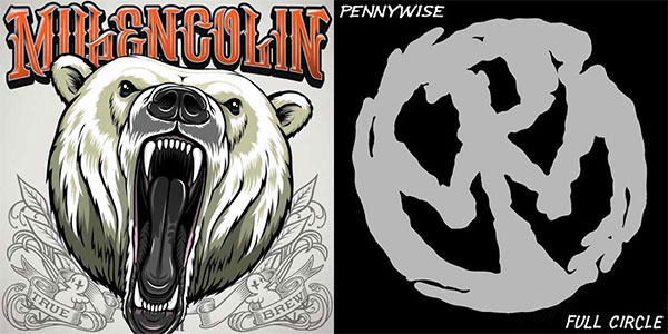 """Millencolin's """"True Brew"""" and Pennywise's """"Full Circle"""" turning years today"""