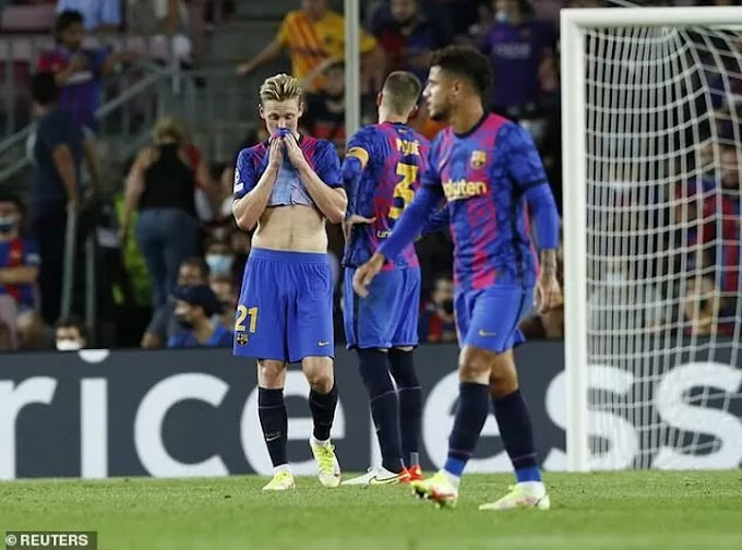 Barcelona's salary cap limit reduced from £246MILLION to £85m