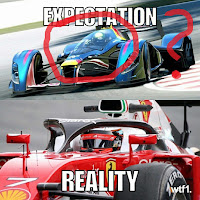 formula 1 Ferrari halo